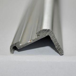 Okrajová hliníková lišta