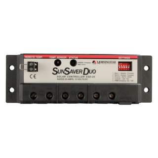 Solara regulátor SunSaverDuo SSD-25