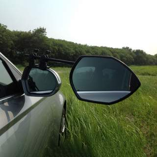 Prídavné spätné zrkadlo Falcon Mirror Twinpack