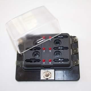 Buttner držiak poistky 6 FS-LED