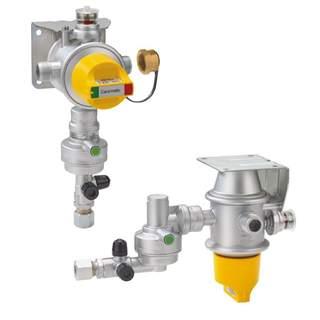 Caramatic bezpečnostný systém regulácie tlaku plynu Drive Two