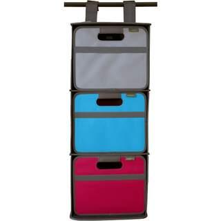 3-poschodový závesný organizér na skladacie boxy Meori, veľkosť S