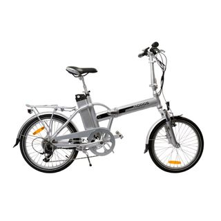 Elektrobicykel SilverGo