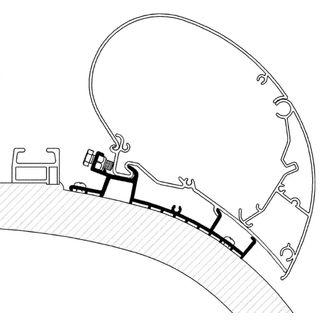 Adaptér Carthago Chic do roku výroby 2014
