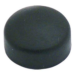 Dometic skrutkovací kryt pre sporák a umývadlo EK 2000, nerezové modely, čierna