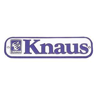 Hliníkový štítok Knaus