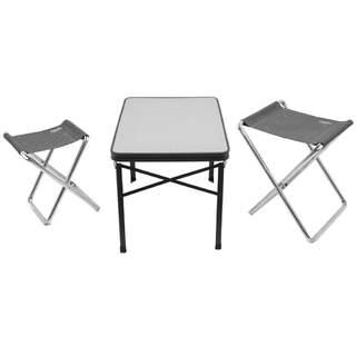 Sada stolík + 2 taburetky