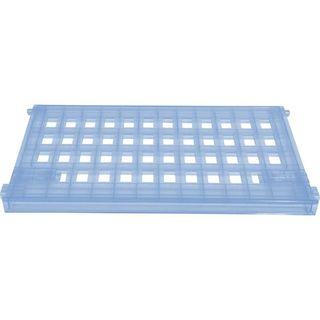 Horná mriežka, modrá pre chladničky Dometic RMD 8551, 8555, RMDT 8555