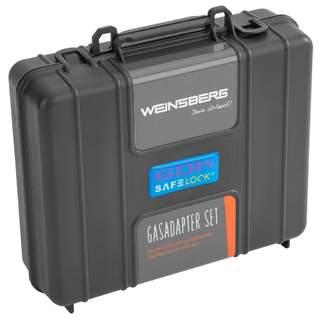Sada plynových adaptérov Weinsberg