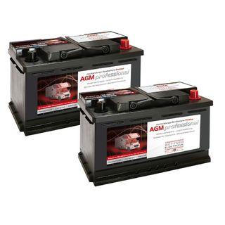 Batéria MT AGM-Bord-Versorgungsbatterien