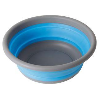 Skladacie umývadlo Iris, modrá