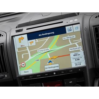 Navigačný systém ESX Vision VNC1045 DBJ DAB +