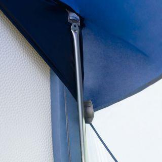Tlaková hliníková tyč