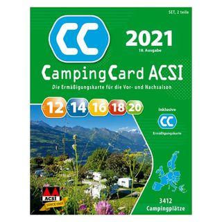 ACSI karta Nemecko