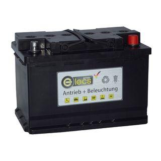 Batéria AGM Elecs