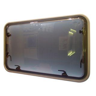 Okno s hliníkovým rámom Polyvision