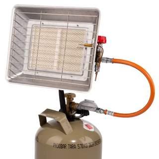 Infračervený ohrievač na plynovú fľašu LP 4200 Z