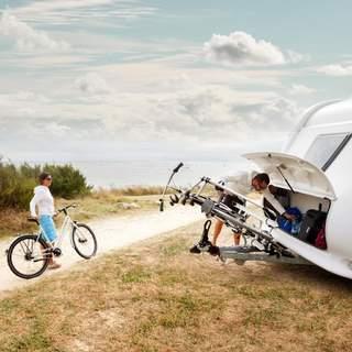 Nosič bicyklov Thule Caravan Superb XT