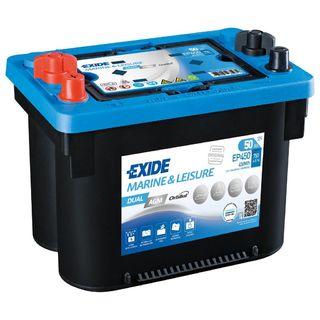 Batéria EXIDE Dual AGM
