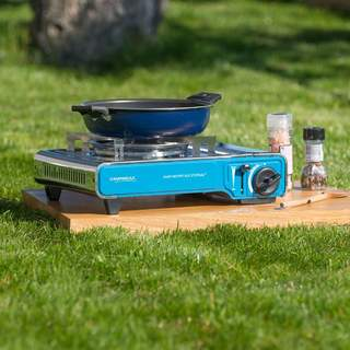 Campingový varič Camp Bistro DLX Stopgaz