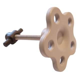 Náhradná skrutka pre špárový spoj