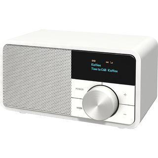 Digitálne rádio DAB + 1 mini, biele