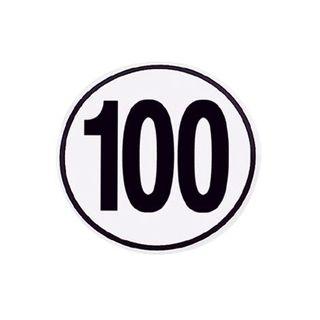 Nálepka 100 km/h