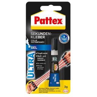 Pattex® gelové sekundové lepidlo Blitz Matic