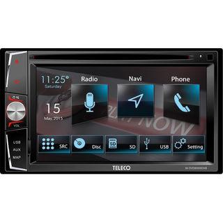 M-DVD6000 TRUCK DAB Radio s navi TELECO