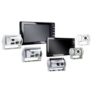 Reverzná kamera s displejom PerfectView