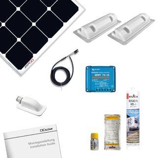 Solárny systém DCsolar Power Set/MPPT