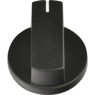 Ovládací gombík, čierny pre sporáky a rúry na pečenie Thetford, 1 kus