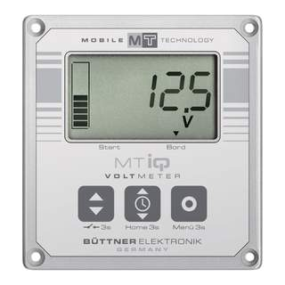 Buttner voltmeter MTiQ