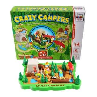 Hra Crazy Campers