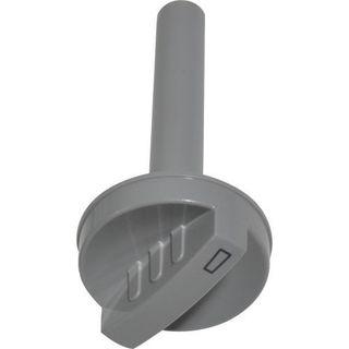 Dometic prepínač otočného gombíka pre chladničky, strieborno-šedý, č. 241338200/9