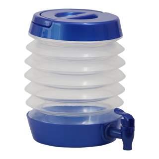 Skladací dávkovač vody