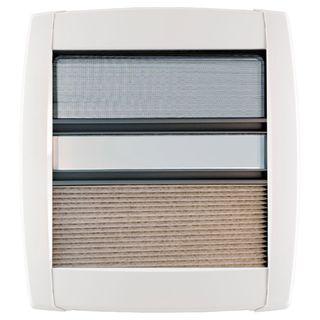 Vnútorný rám pre strešné okno so žalúziami