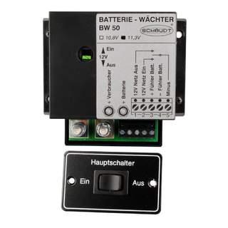 Buttner monitor batérie BW 50