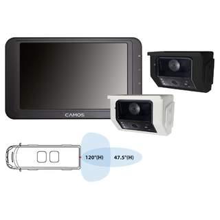 Reverzná kamera s monitorom Camos TwinView