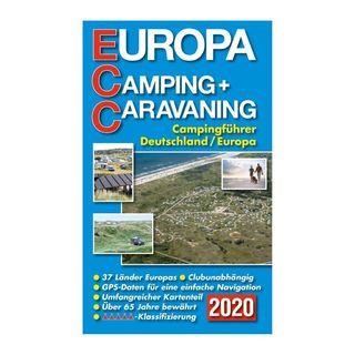 ECC Sprievodca kempov Európa
