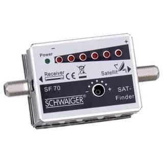 Schwaiger SF 70 vyhľadávač satelitného signálu
