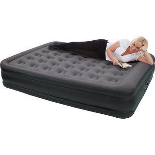 Nafukovacia posteľ pre 2 osoby s flockovaným povrchom