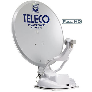 Satelitná anténa FLATSAT CLASSIC BT85 TWIN TELECO