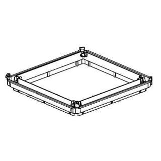Vonkajší rám komplet s rukoväťou a montážnymi časťami Dometic