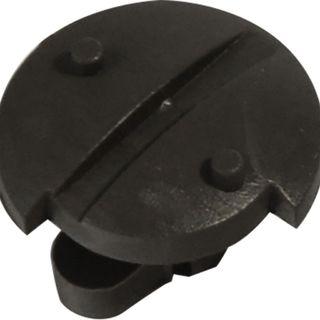 Poistná skrutka pre ventilačnú mriežku Dometic L a zimné kryty, čierna, 1 kus