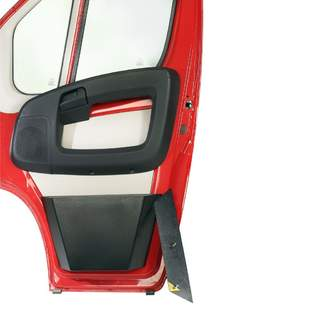 Trezor na dvere Fiat Ducato, Citroen Jumper, Peugeot Boxer od 7/2019