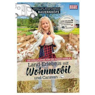 Kniha - Land-Erlebnis mit Wohnmobil und Caravan