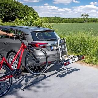 Rampa pre nosič bicyklov Jake