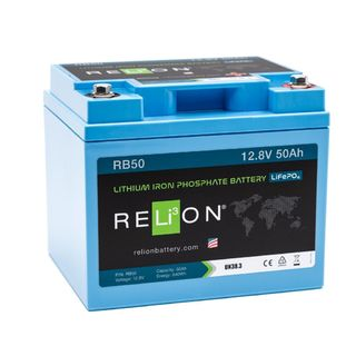 lítiová batéria RELiON