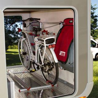 Nosič na bicykle do garáže Fiamma Garage Pack Plus